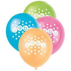 Ballonger Baby Pastell