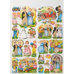 Bokmärken Bröllop