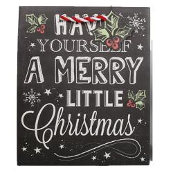 Presentpåse Jul Stor