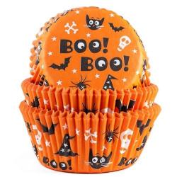 Muffinsformar Scary Halloween