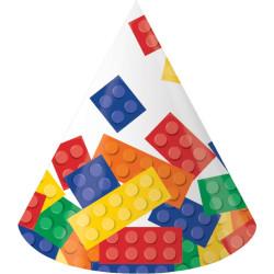 """""""Lego"""" Partyhattar"""