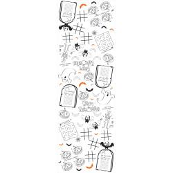 Måla din egna Halloween Duk