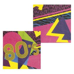 80-tals Servetter