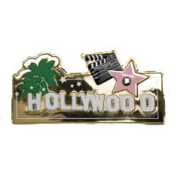 Väggskylt Hollywood