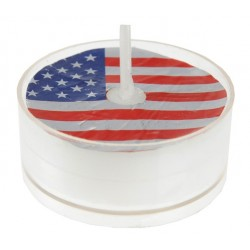 Ljus USA 4 pack