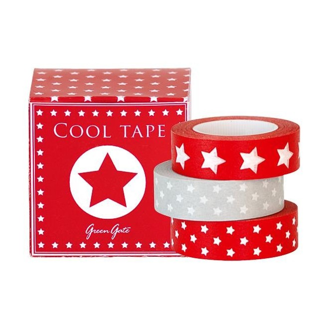 Tape Greengate 3-pack