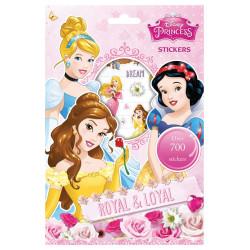 Disney Princess Klistermärken 700 st