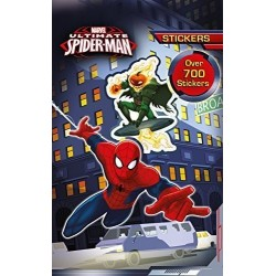 Spindelmannen Klistermärken 700 st