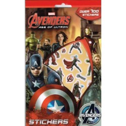 Avengers Klistermärken 700 st