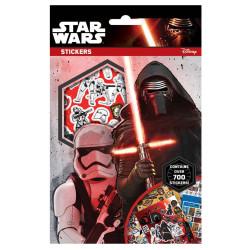 Star Wars Klistermärken 700 st