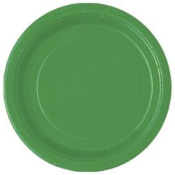 Assiett Grön 20-pack
