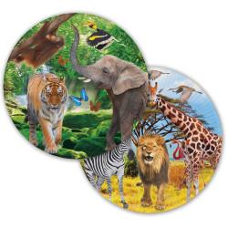 Tallrikar Safari Party