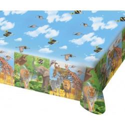 Bordsduk Safari Party