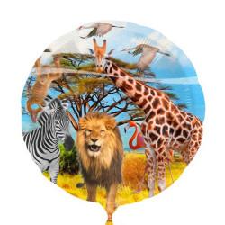Flaggvimpel Safari Party