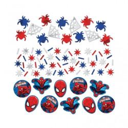 Konfetti Spindelmannen