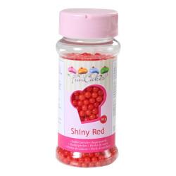 Sockerpärlor Röd