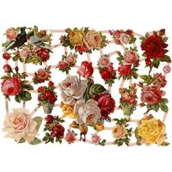 Bokmärken Blommor