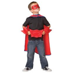 Superhero Bälte & handledsvingar