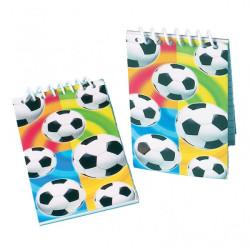 Notebook Fotboll
