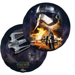 Star Wars Folieballong 3D