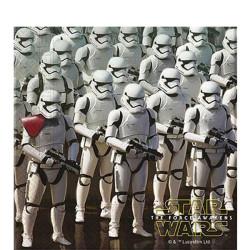 Star Wars The Force Awakens, Servetter