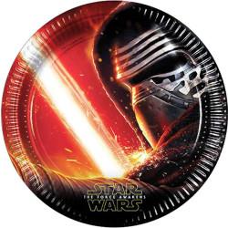 Star Wars The Force Awakens, Tallrikar