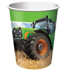 Muggar Traktor