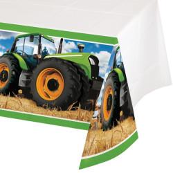 Bordsduk Traktor