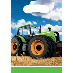 Godispåsar Traktor