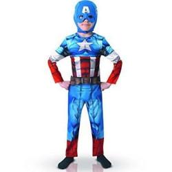 Maskeraddräkt Captain America