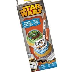 Målarset för Muffins Star Wars