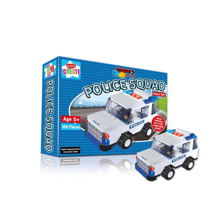 """""""Lego"""" Polisbil"""