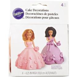 Dockor för Tårtan