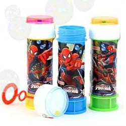 Såpbubblor Spindelmannen