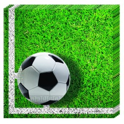 Servetter Fotboll Party