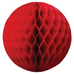 Honeycomb Röd 20 cm