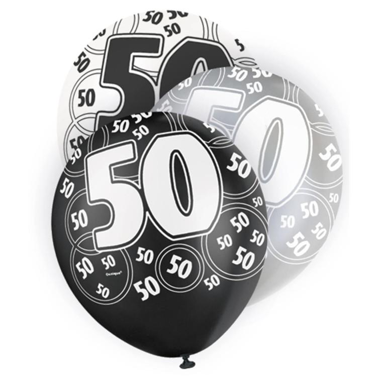 Ballong Black 50 år
