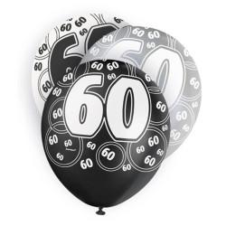 Ballong Black 60 år