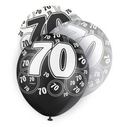 Ballong Black 70 år