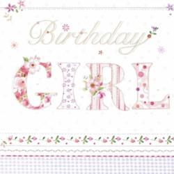 Servetter Birthday Girl