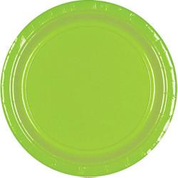 Assiett limegrön