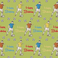 Presentpapper Fotboll