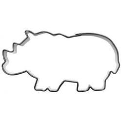Kakform Noshörning