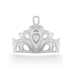 Tiara Diva Silver