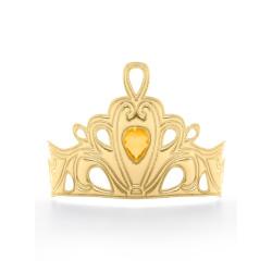 Tiara Diva Guld