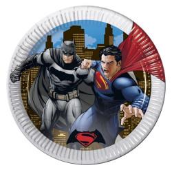 Batman VS Superman Tallrik