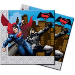 Batman VS Superman Servetter