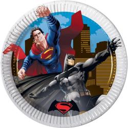 Batman VS Superman Assietter