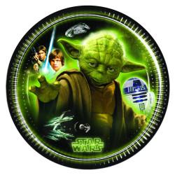 Star Wars & Heroes Assietter