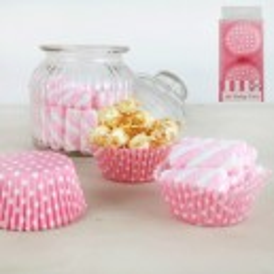 Muffinsformar Rosa Stars